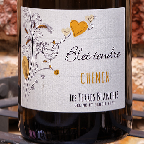BLE TENDRE CHENIN LES TERRES BLANCHES BENOIT BLET