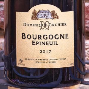 BOURGOGNE EPINEUIL MAGNUM DOMAINE DOMINIQUE GRUHIER