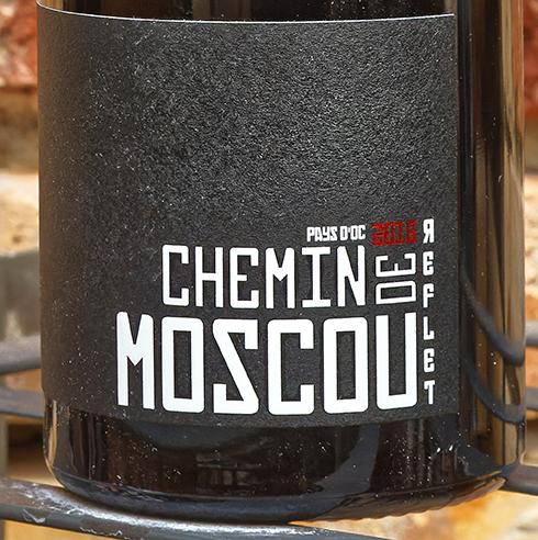 CHEMIN DE MOSCOU REFLET DOMAINE GAIDA