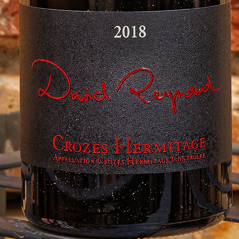 CROZES HERMITAGE DAVID REYNAUD