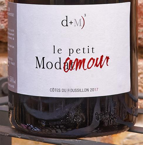 LE PETIT D'AMOUR MAGNUM DOMAINE MODAT