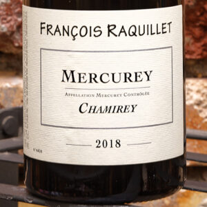 MERCUREY CHAMIREY FRANCOIS RAQUILLET