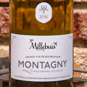 MILLEBUIS MONTAGNY BOURGOGNE