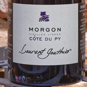 MORGON COTE DE PY LAURENT GAUTIER