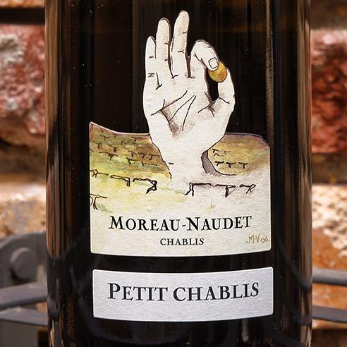 PETIT CHABLIS MOREAU NAUDET