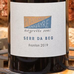 SERR DA BEG FRONTON PENAVAYRE