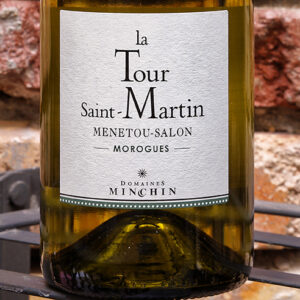 TOUR SAINT MARTIN MENETOU SALON MOROGUES DOMAINE MINCHIN