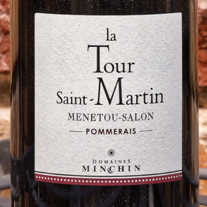 TOUR SAINT MARTIN MENETOU SALON POMMERAIS DOMAINE MINCHIN